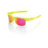 100% Type-S - Gafas ciclismo - amarillo/rosa